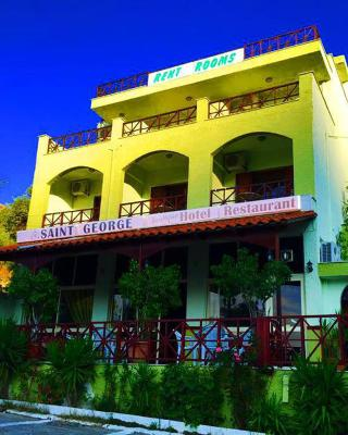 Saint George Boutique Hotel