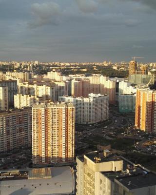Apartment on Avangardnaya