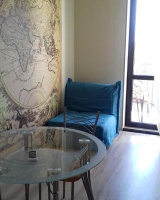 Apartments Lunacharskogo 116