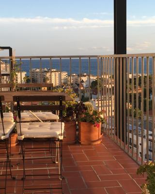 Sea Views Penthouse