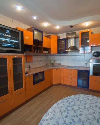 Apartments on Mayakovskogo st.