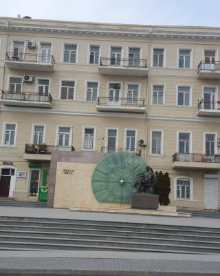 Apartment on Syleiman Ragimov 201