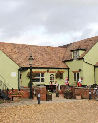 The Green Man Stanford