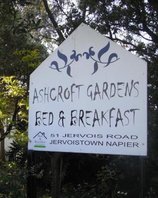 Ashcroft Gardens Bed & Breakfast