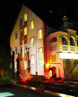 Ecohotel Snegiryok