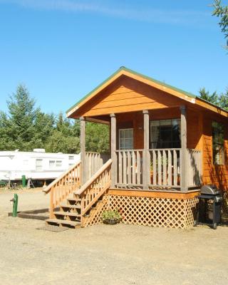 Long Beach Camping Resort Cabin 2