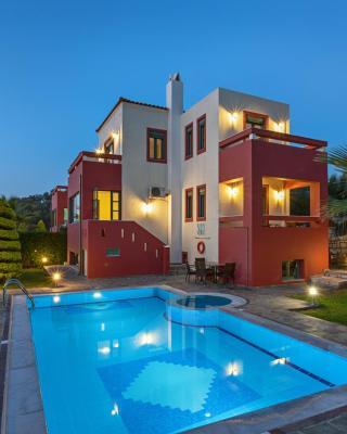 Alkyonides Crete Villas