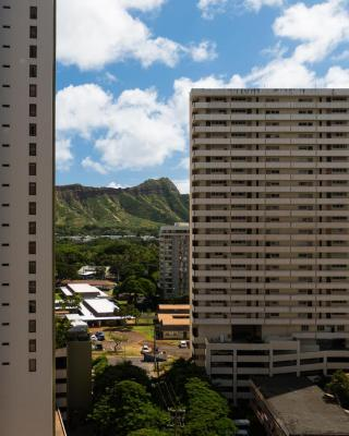 Waikiki Banyan Tower 1 Suite 1501
