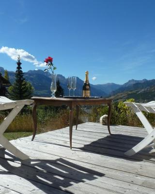 Chalet Montagne Alpes, Provence