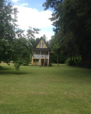 Cabaña Rama Negra