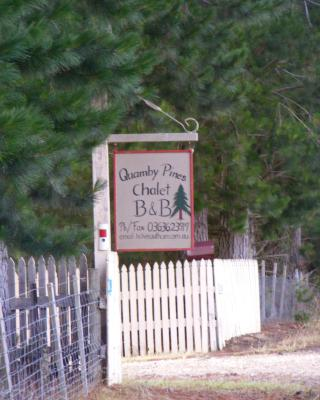 Quamby Pines Chalet