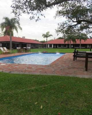 Aguapé Lodge