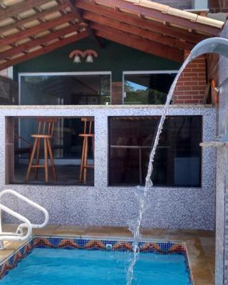 Casa Piscina Azul