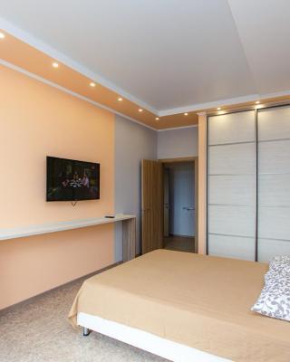 Apartment on Khalturina 30