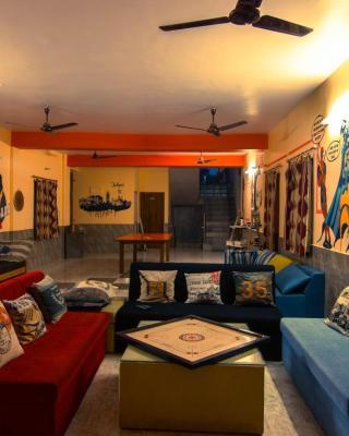 Global hostel Jodhpur