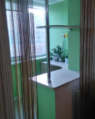 Apartment on Institutskaya 11