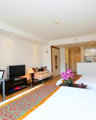 Beijing Jixiang Hotel Apartment