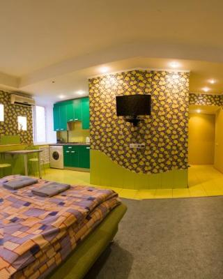 Apartment on Ushakova Street 26