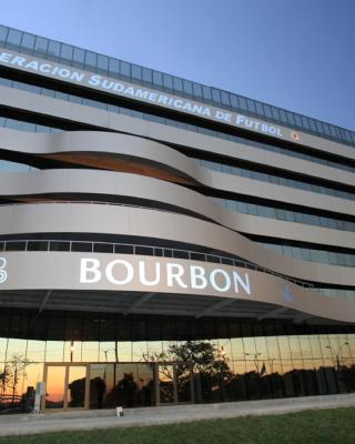 Bourbon Conmebol Convention Hotel