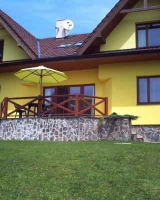 Apartmány Lesná