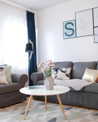 Sopot Swan Apartment