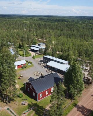 Lauhansarvi Luontomatkailukeskus