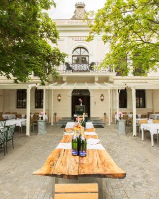 MÖRWALD Hotel Schloss Grafenegg
