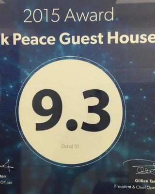 Hk Peace Guest House