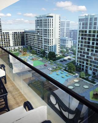Apartment Novy Kvartal