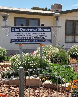 The Quorn-er House