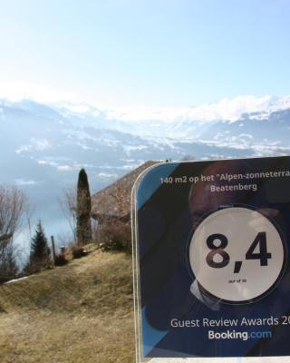 "140 m2 op het ""Alpen-zonneterras"" Interlaken / Beatenberg"