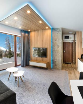 Apartment Luna Hrebienok