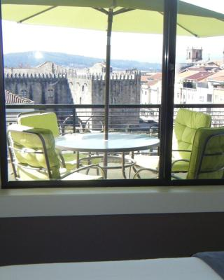 Penthouse historical center Braga