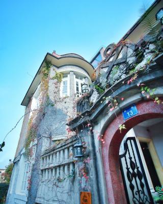 Xiamen Gulangyu Aifeier Hotel Guanglangyu Blue Island Branch