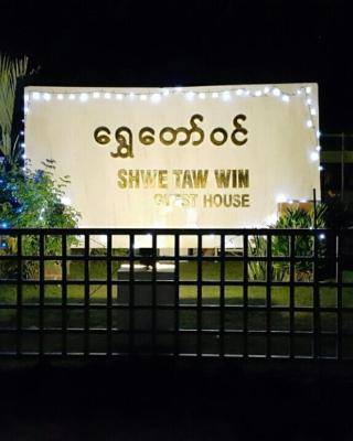 Shwe Taw Win