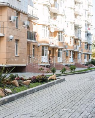 Apartment Solnechnyj gorod