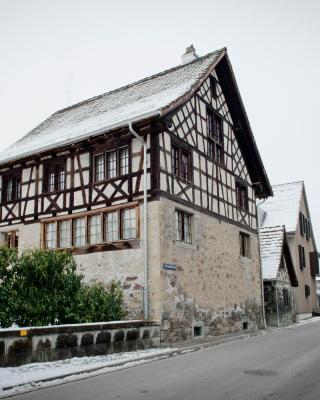 250 year Old Swiss Wine Farm House