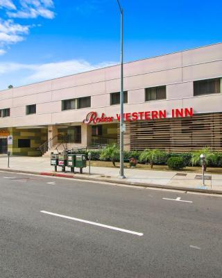 Rotex Western Inn, Los Angeles, CA - Booking com