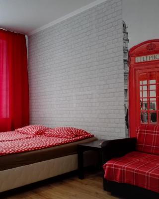 Apartment London on Shkolnaya