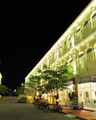 Kapitan Kongsi Boutique Hotel