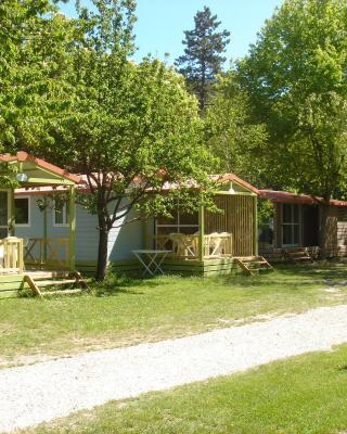 Camping Frédéric Mistral