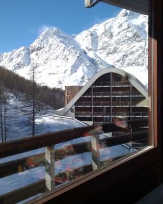 Panorama apartment in Cervinia