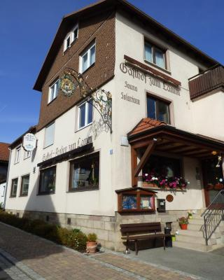 Pension Gasthof Zum Lamm