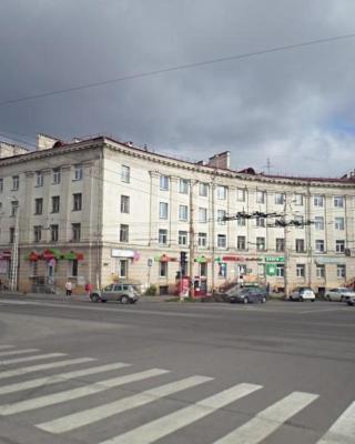 Apartments naprotiv vokzala