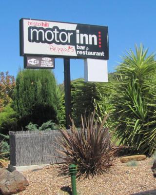 Bristol Hill Motor Inn & Peppa's Licensed Restaurant