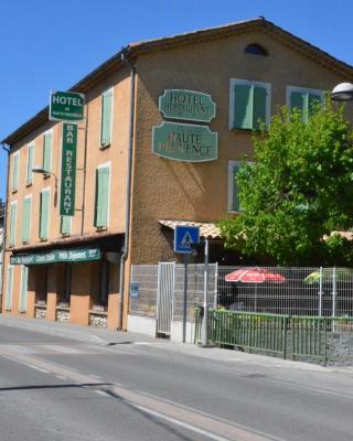 Hotel de la Haute Provence