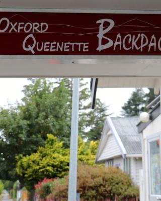 Oxford Queenette Backpackers