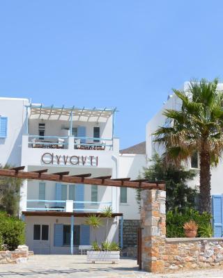 Agnadi Syros Studios & Rooms