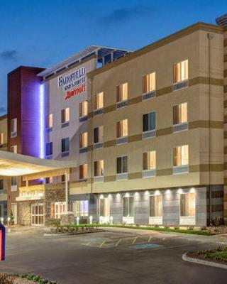 Fairfield Inn & Suites by Marriott Abingdon