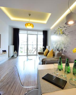 Apartamenty Homely Place - Parking